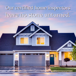 quality home inspections graphic